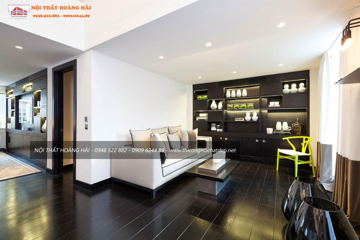 Thiết kế nội thất biệt thự
