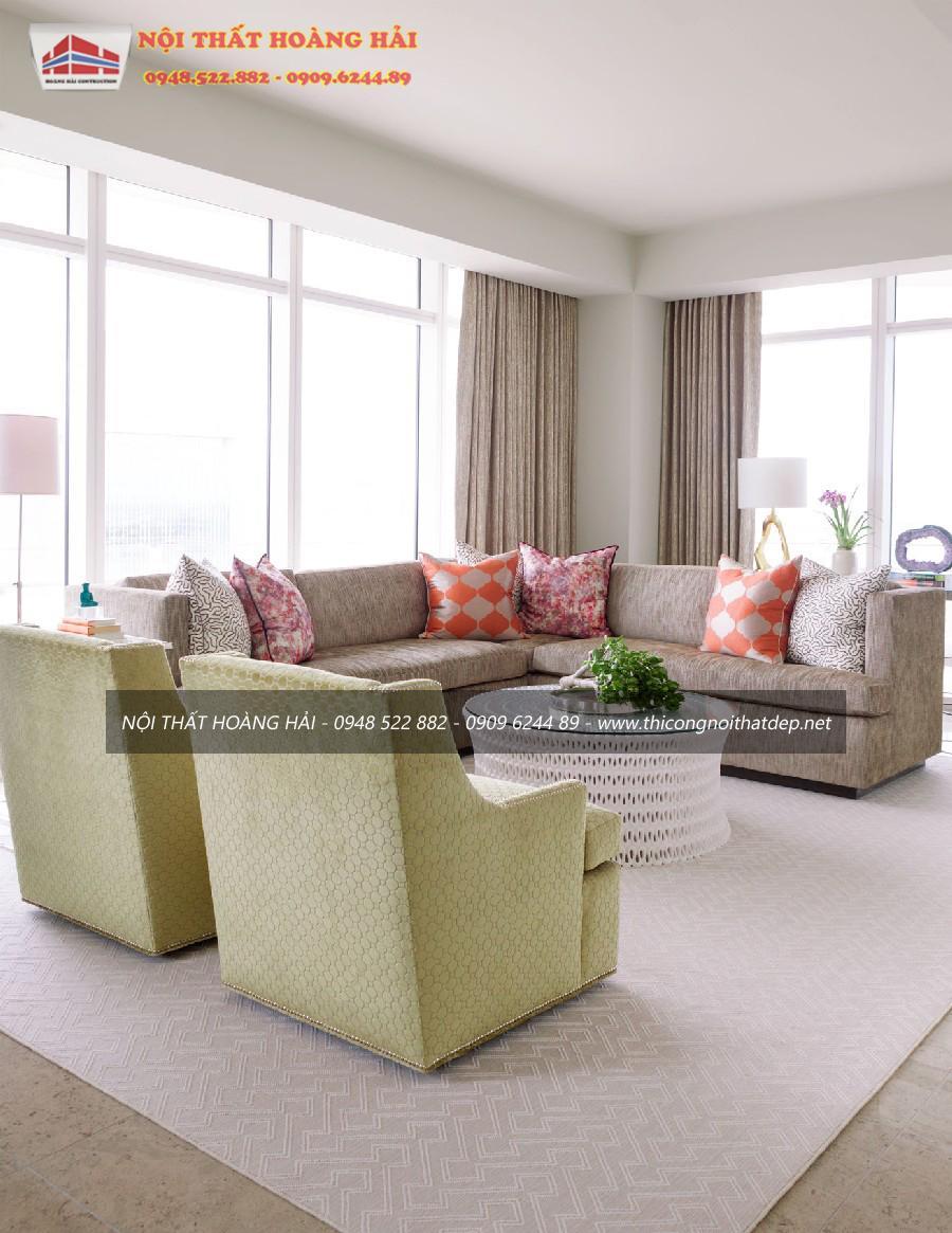 Thiết kế nội thất chung cư cho phái nữ