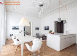 Thiết kế nội thất phong cách tân cổ điển đẹp nhất-2017