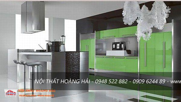 tủ bếp nhựa tại Hà Nội