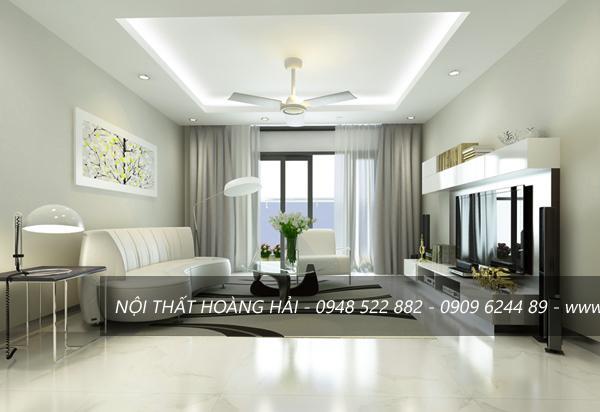 Thiết kế nội thất chung cư ehome 3