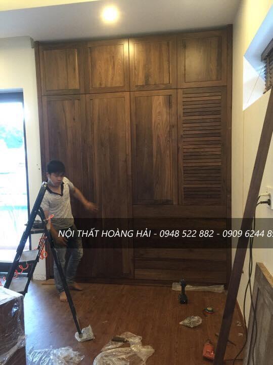 tủ áo gỗ tại hà nội