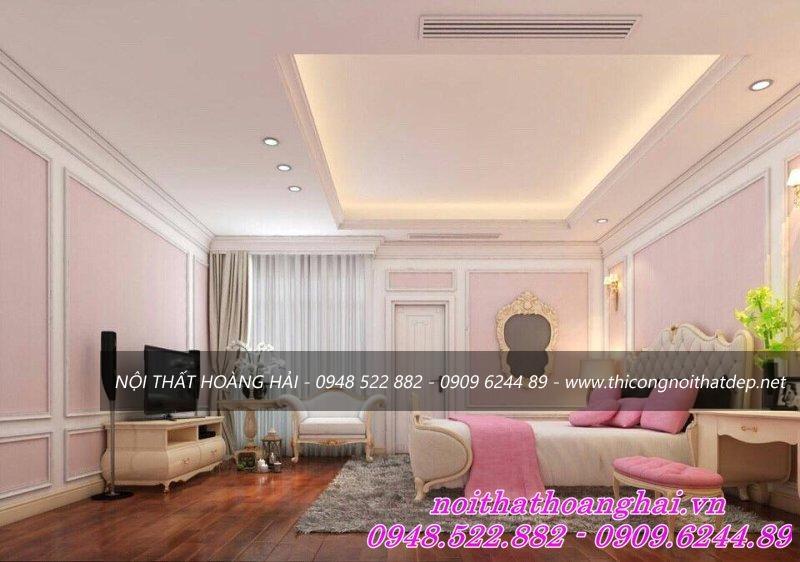 nội thất phòng ngủ cao cấp tại hà nội