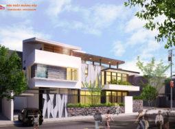Thiết kế nội thất biệt thự cao cấp ở Long Biên