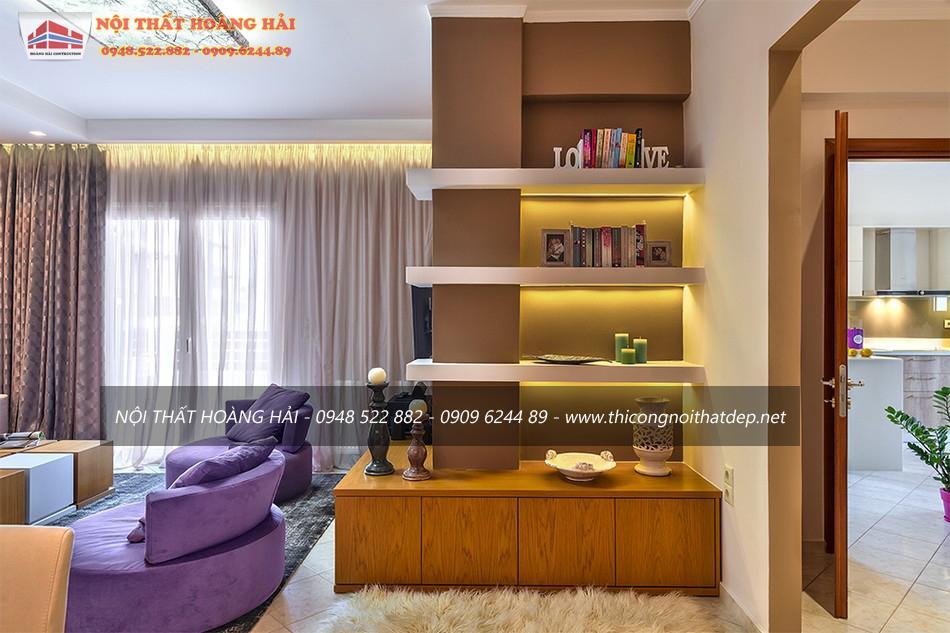 Thiết kế nội thất chung cư Vinhomes