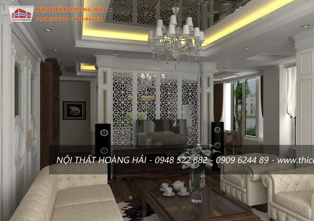 nội thất tân cổ điển giá rẻ chất lượng