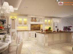 Tủ Bếp Gỗ Tại Hà Nội