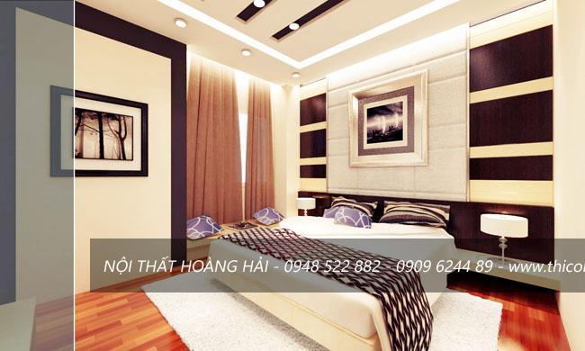 nội thất chung cư nhỏ 70m2