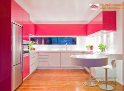 Xu hướng mới lựa chọn tủ bếp nhựa cho bếp đẹp và sành điệu