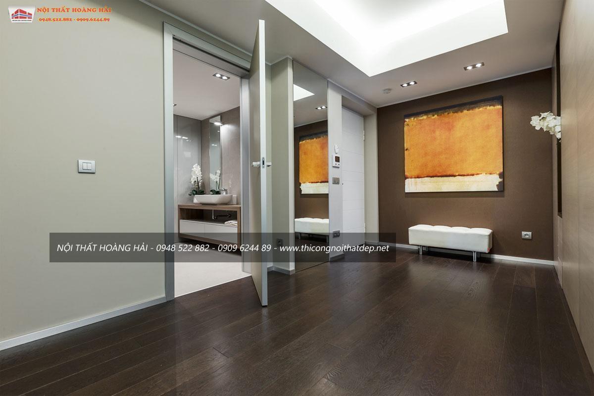 Thiết kế nội thất biệt thự Gamuda Mỹ Đình - anh Phúc