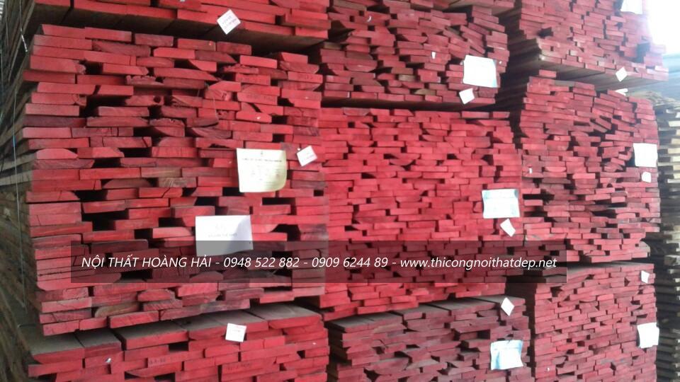 Xưởng sản xuất đồ gỗ tân cổ điển