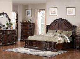 Trọn bộ phòng ngủ phong cách tân cổ điển