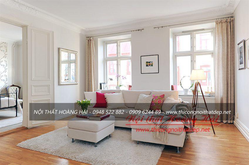 đơn vị thiết kế nội thất chung cư