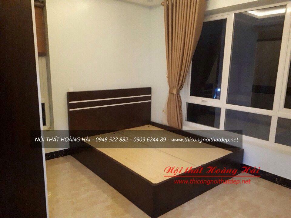 thi công nội thất phòng ngủ tại FLC Thanh Hóa