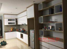Thi công nội thất hiện đại nhà anh Thái tại Thái Bình