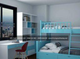 Thiết kế nội thất chung cư Ecocity Việt Hưng tại Long Biên Hà Nội