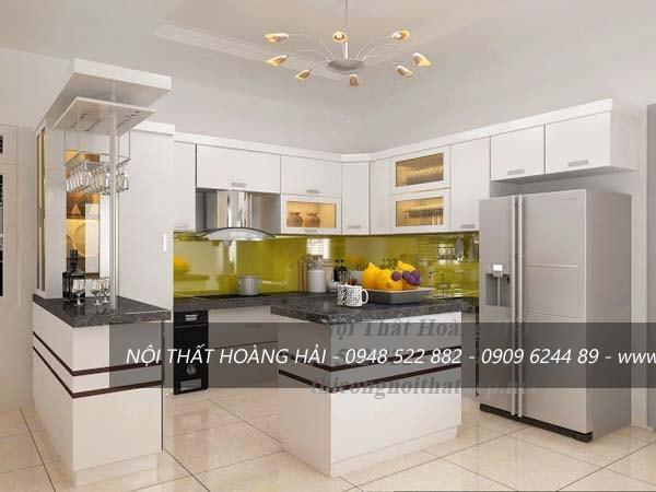 Tủ Bếp Acrylic Giá Rẻ Chất Lượng
