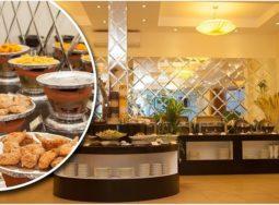 Mẫu thiết kế nội thất nhà hàng phong cách Nhật Bản