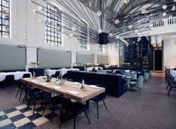 Những mẫu nhà hàng có thiết kế nội thất đẹp nhất thế giới