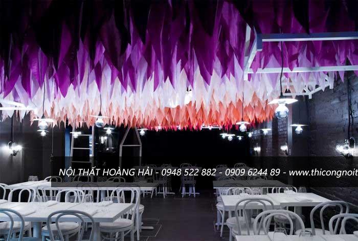What Happens When Restaurant, New York