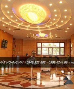 Top mẫu thiết kế đại sảnh khách sạn đẹp