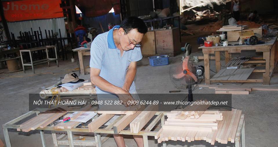 xưởng sản xuất gỗ tự nhiên tại Hà Nội