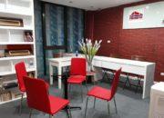 Văn phòng công ty thiết kế nội thất Hoàng Hải
