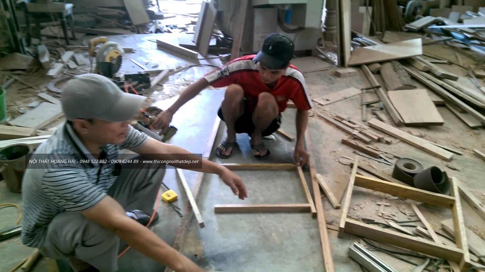 Xưởng sản xuất gỗ tự nhiên giá rẻ tại Hà Nội