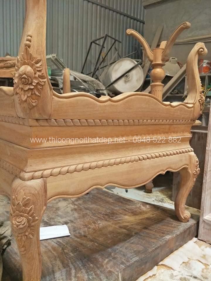 xưởng sản xuất nội thất gỗ tự nhiên tại hà nội