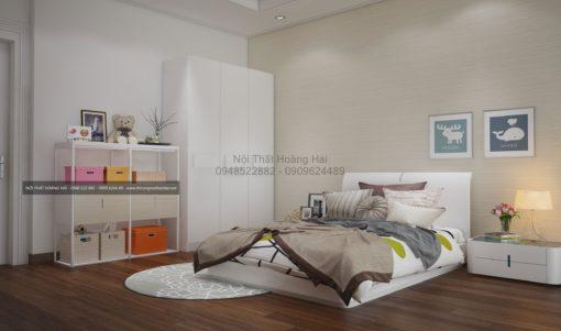 thi công nội thất phòng ngủ đẹp tại nhà bè, q7