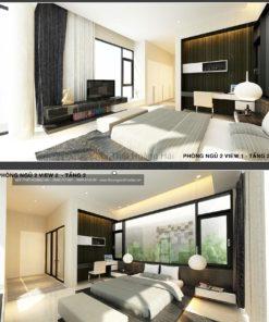 nội thất phòng ngủ nhà anh Bình 2