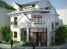 Thi công nội thất biệt thự nhà Mai Anh tại Phú Mỹ Hưng, Q7