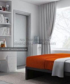 Thi công nội thất phòng ngủ biệt thự anh Thao ở Đồng Nai