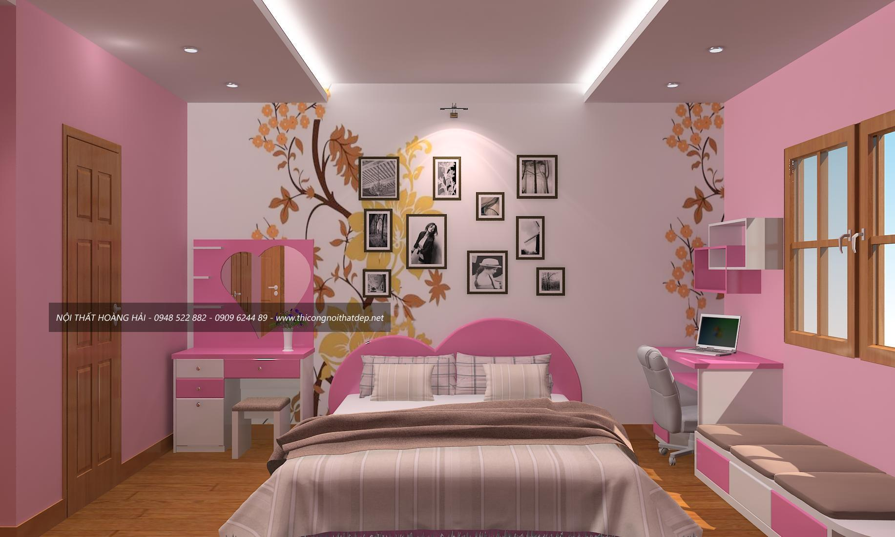 Thiết kế nội thất nhà ở hợp phong thủy