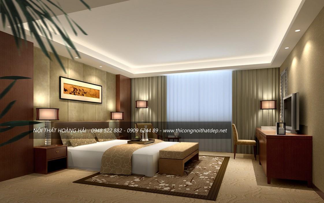 Tư vấn thiết kế nội thất khách sạn quy mô nhỏ