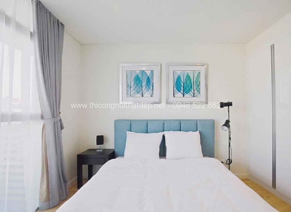 Ngắm căn hộ chung cư 110m2 sáng bừng nhìn đâu cũng thấy đẹp