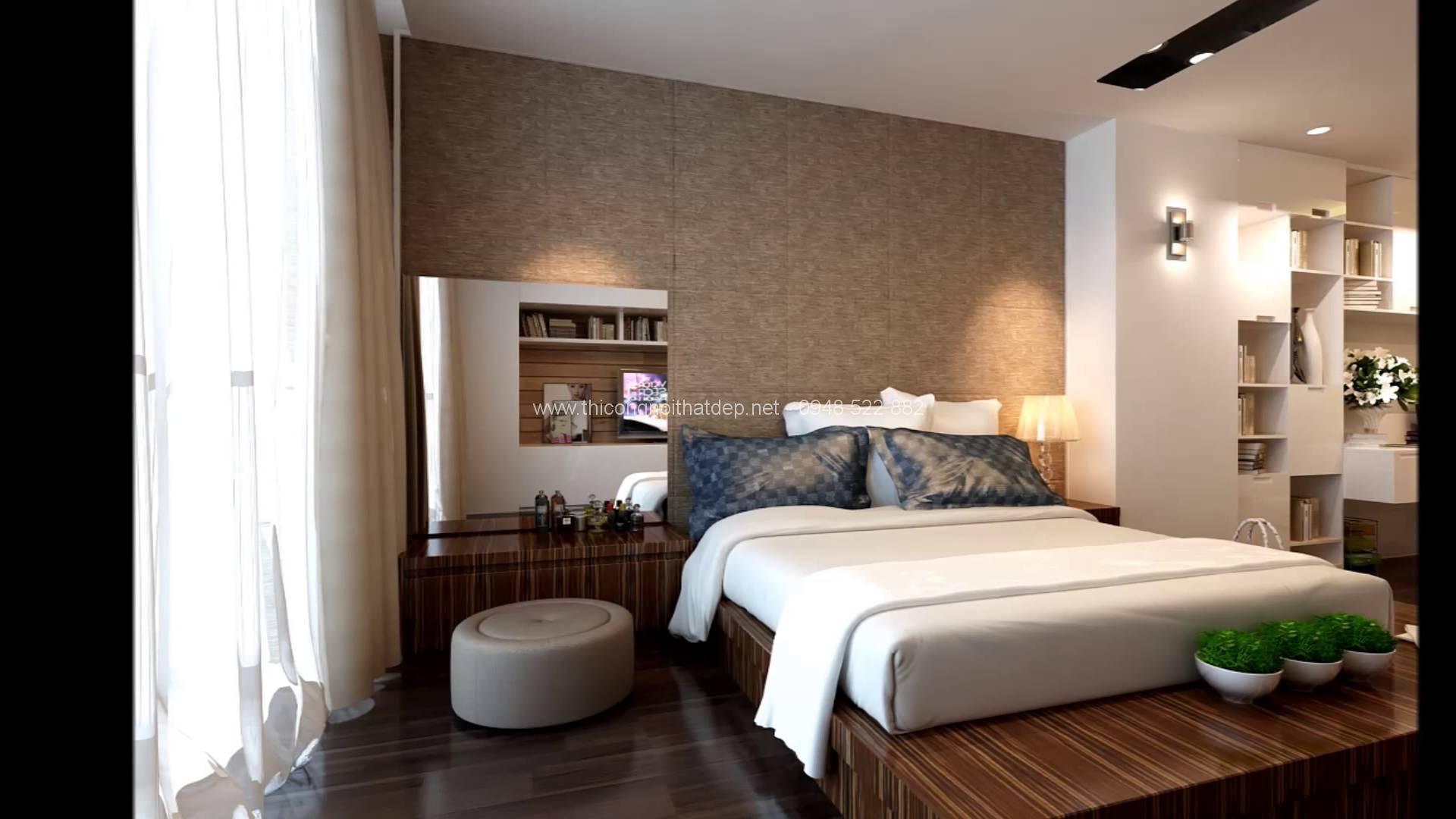 Phong cách lãng mạn trong thiết kế nội thất chung cư
