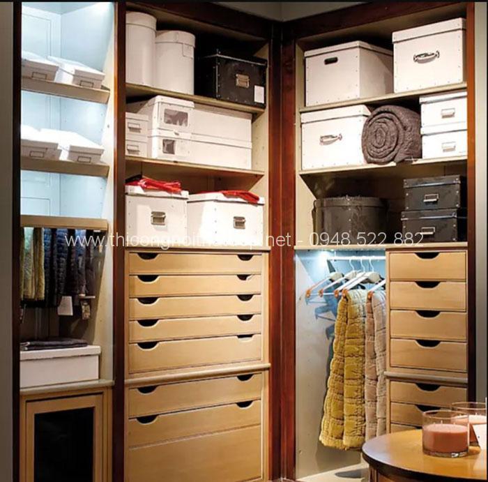 20 mẫu tủ quần áo gỗ đa năng cực đẹp không thể bỏ qua - 4