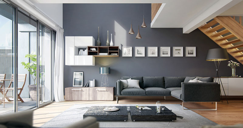 22 mẫu thiết kế nội thất chung cư đẹp - 1