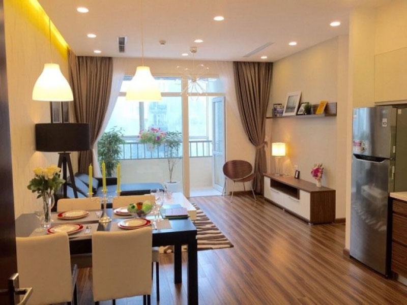 22 mẫu thiết kế nội thất chung cư đẹp - 4