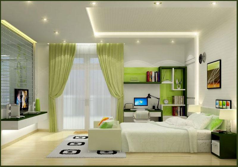 22 mẫu thiết kế nội thất chung cư đẹp - 5