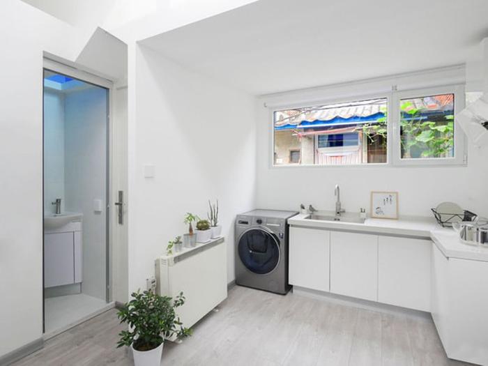 Cách bố trí phong thủy nhà bếp với nhà vệ sinh
