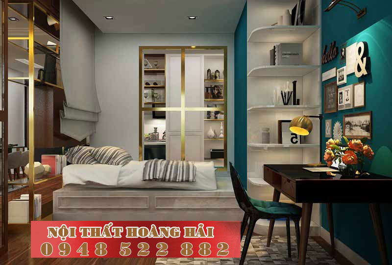 đơn vị thiết kế nội thất chung cư giá rẻ - 12