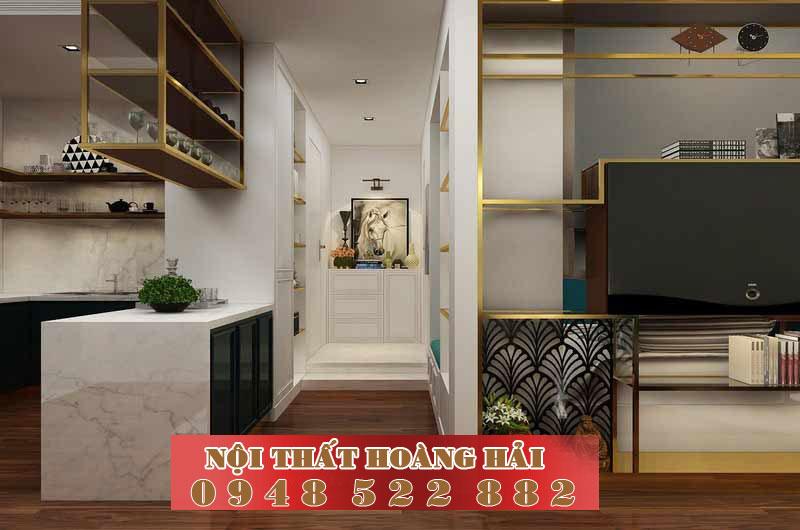 đơn vị thiết kế nội thất chung cư giá rẻ - 8