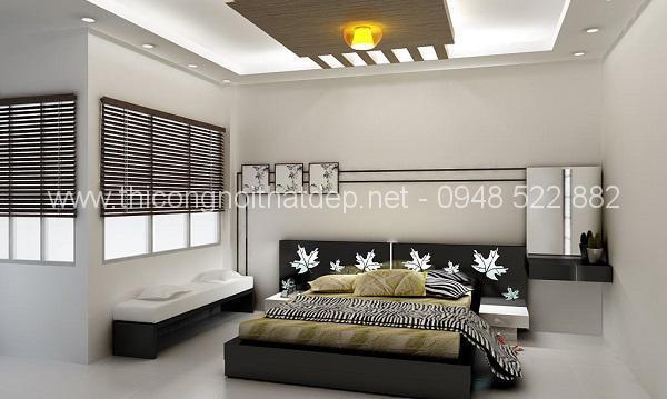 Phong cách thiết kế nội thất chung cư hiện đại Châu Âu