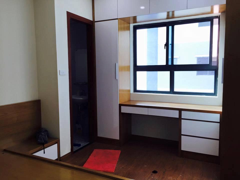Công trình thi công nội thất nhà Anh Thái
