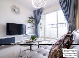 Thiết kế nội thất căn hộ chung cư Cityland Park Hills 83m2 phong cách hiện đại