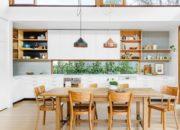 Cách thiết kế bàn ăn trong phòng bếp hợp phong thủy