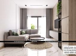 Dự án thiết kế nội thất căn hộ chung cư Wilton Tower – Anh Khang