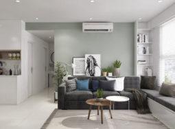 Dự án thiết kế nội thất chung cư CityHome 66m2 – Anh Tuấn